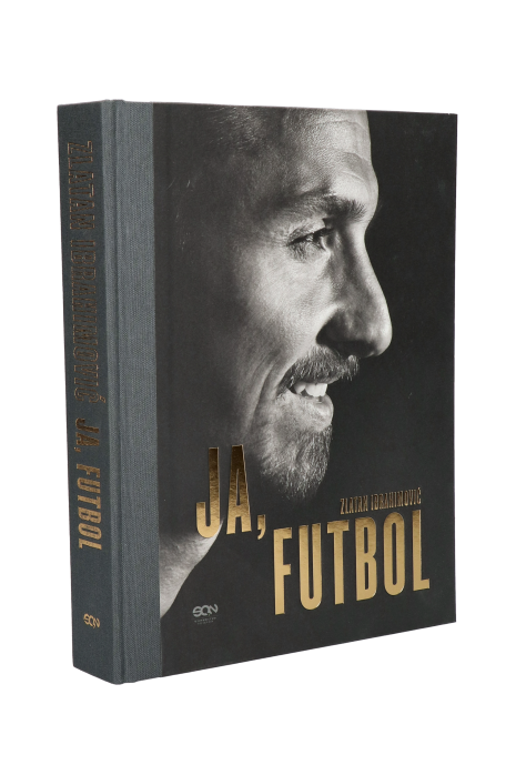 Książka Ja, Futbol - Zlatan Ibrahimović