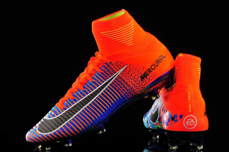 Manto Terraplén arquitecto  Nike Mercurial Superfly V FG SE EA SPORTS 852512-804 | R-GOL.com - Football  boots & equipment