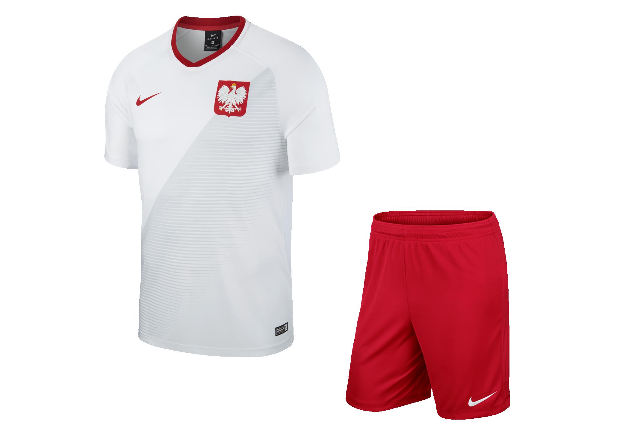 Komplet Nike Polska Domowy