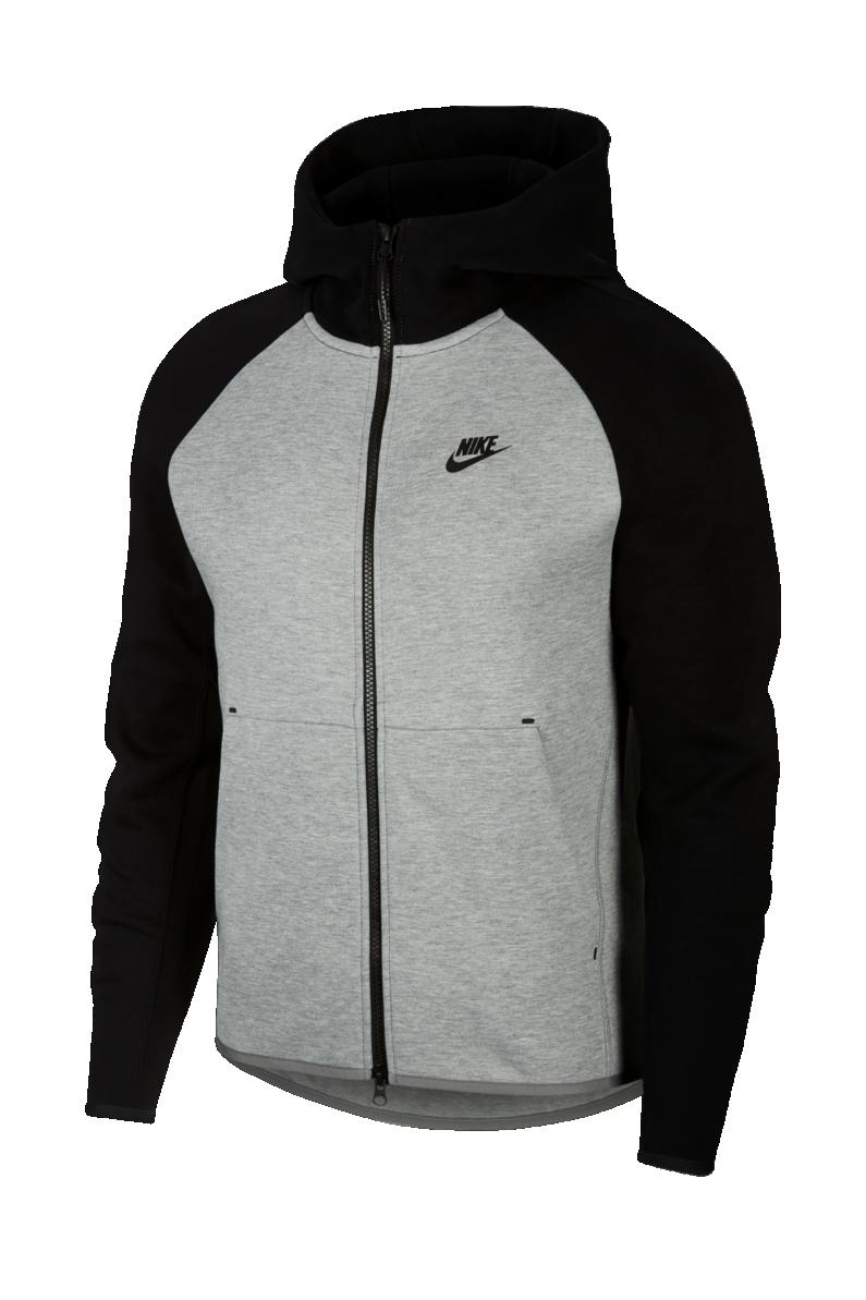 Sweatshirt Nike Nsw Tech Fleece Hoodie Fz R Gol Com Football Boots Equipment