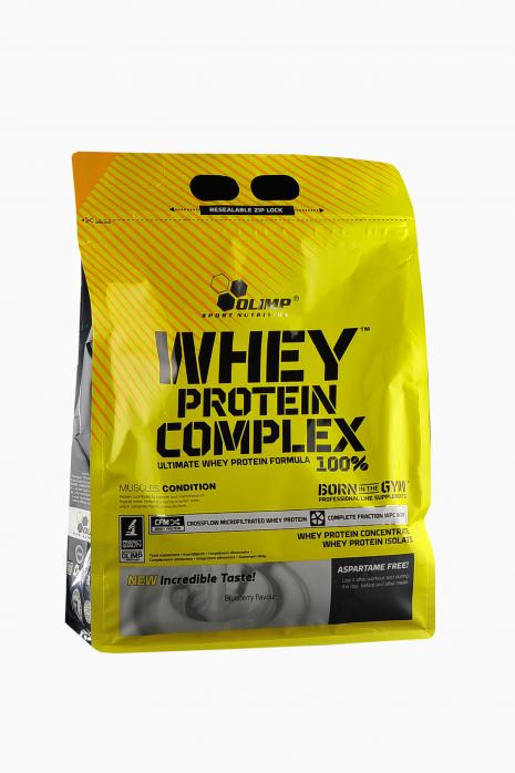 Białko Olimp Whey Protein Complex 100 2270g Jagodowy