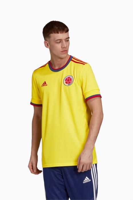 Koszulka adidas Kolumbia FCF 2021 Domowa