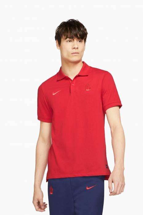Tričko Polo Nike Atletico Madrid 21/22