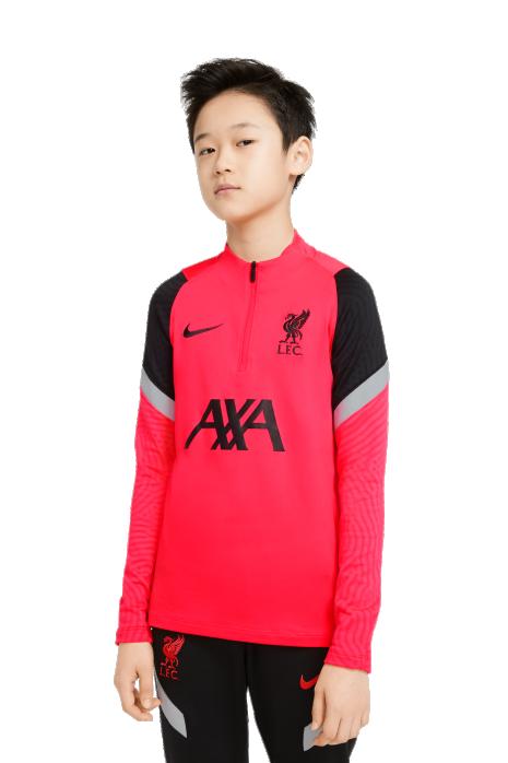 Mikina Nike Liverpool FC 20/21 Dry Strike Dril Top Junior