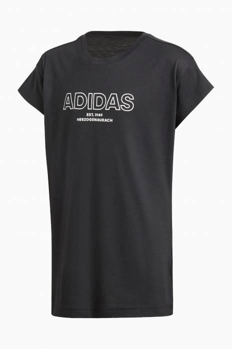 Koszulka adidas All Caps Tee Junior