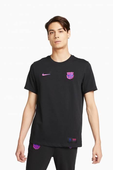 Tričko Nike FC Barcelona 21/22 Tee Travel