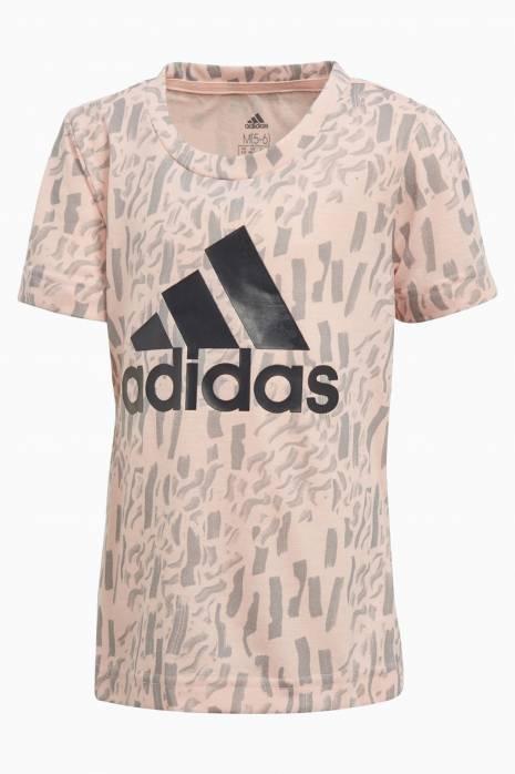Koszulka adidas LG Pes Tee Junior