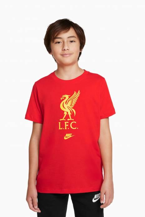 Koszulka Nike Liverpool FC 21/22 Future Crest Tee Junior