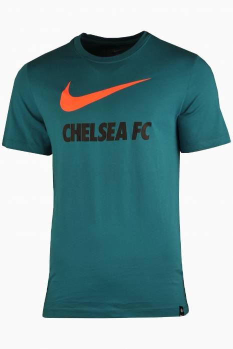 Tričko Nike Chelsea FC 21/22 Swoosh Club Tee