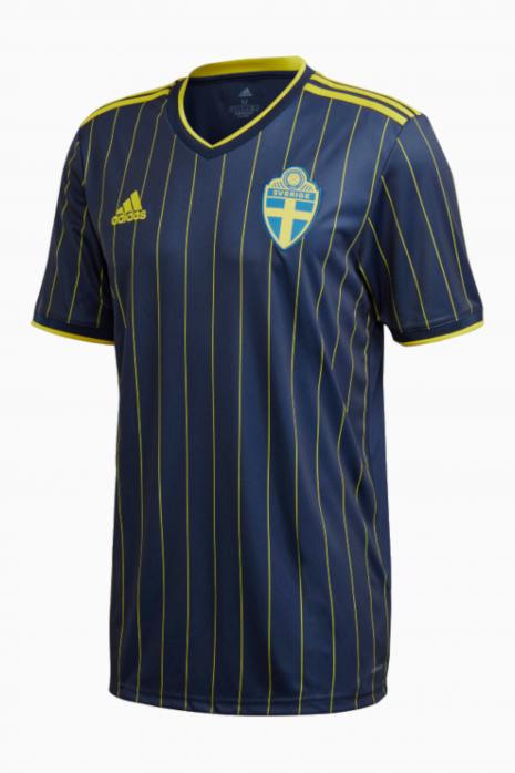 Koszulka adidas Szwecja SVFF 20/21 Wyjazdowa