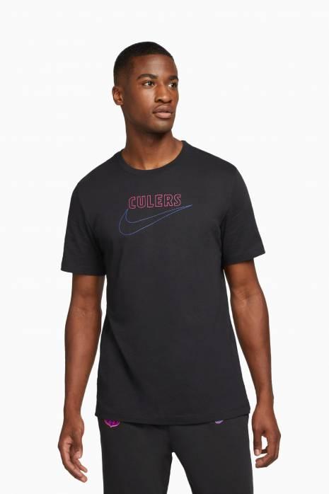 Tričko Nike FC Barcelona 21/22 Swoosh Club Tee