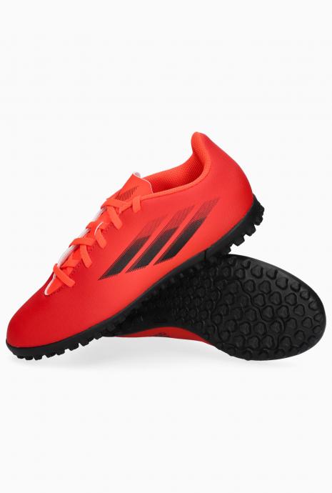 Turfy adidas X Speedflow.4 TF Junior