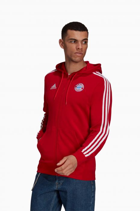 Bluza adidas FC Bayern 21/22 FZ Hoodie