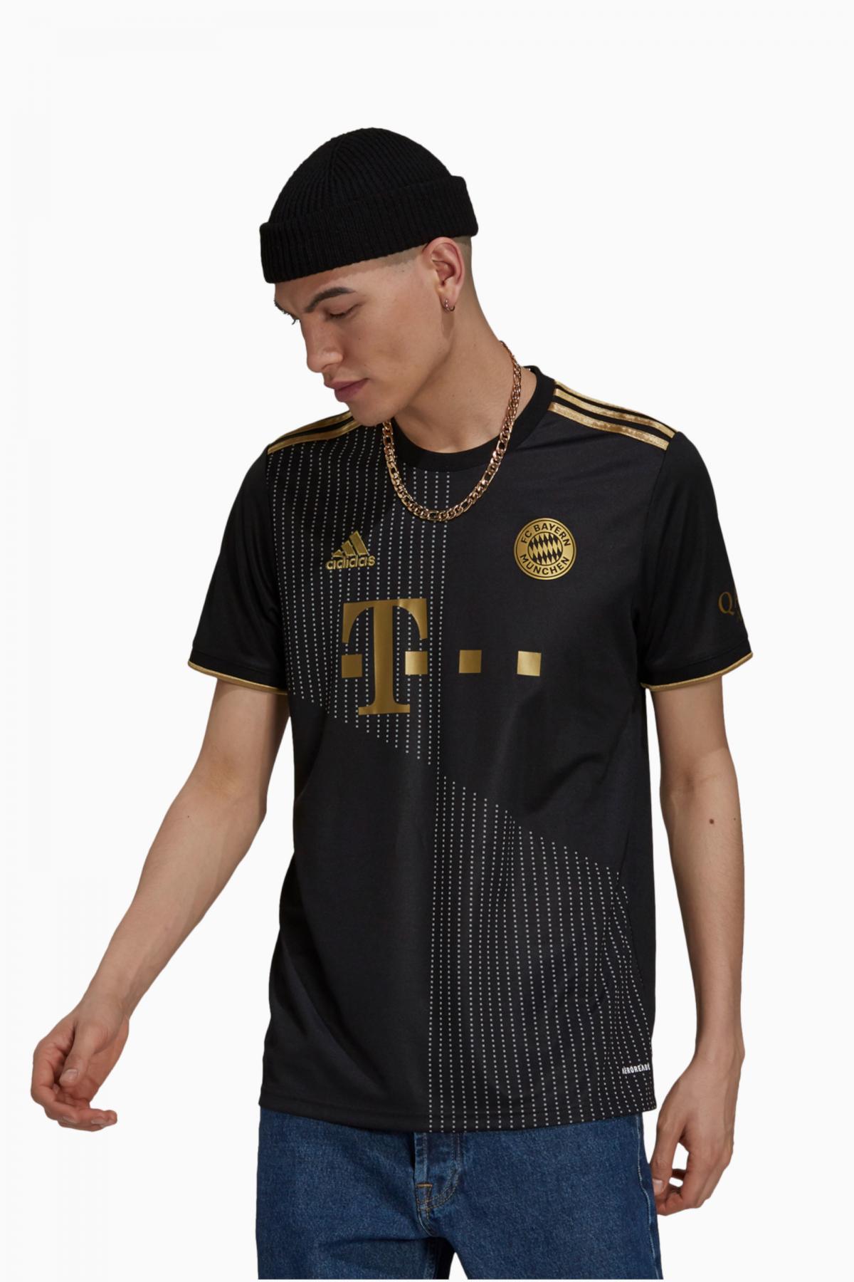 Koszulka adidas FC Bayern 2021/22 Wyjazdowa