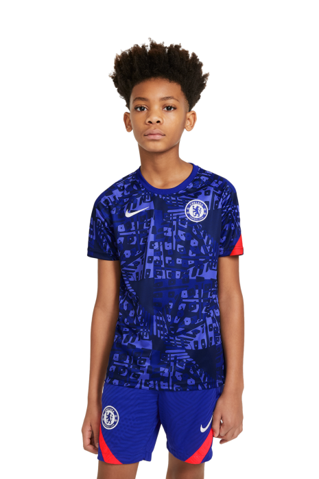 Tricou Nike Chelsea FC Breathe Top PM Junior
