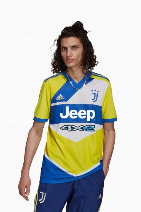 Tričko adidas JUVENTUS FC 21/22 třetí