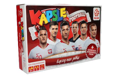 Gra Kapsle Football reprezentacji Polski 2020