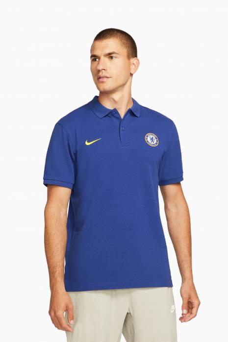 Tričko Polo Nike Chelsea FC 21/22 Polo PQ Crest