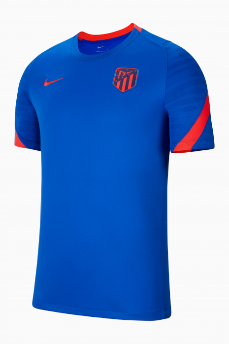 Tričko Nike Atletico Madrid 21/22 Strike Top SS