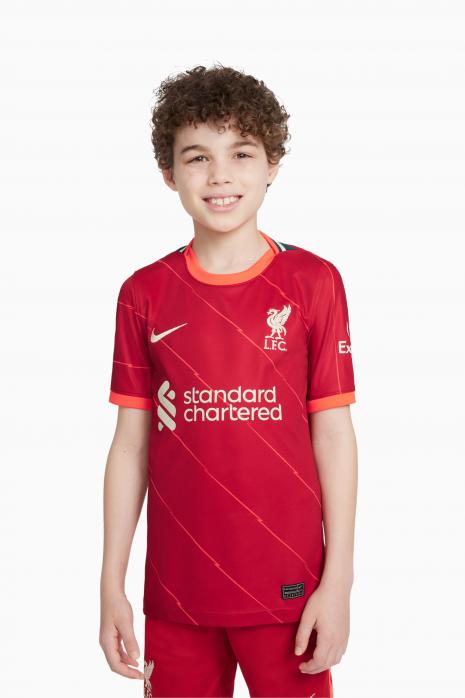 Tričko Nike Liverpool FC 21/22 Junior Home Stadium