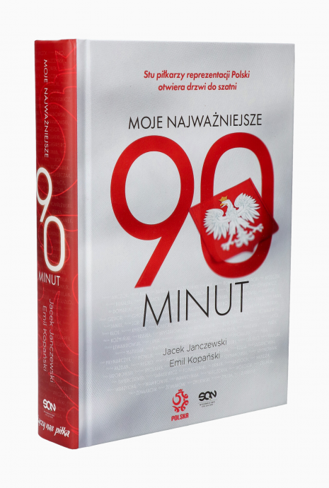 Książka Moje najważniejsze 90 minut