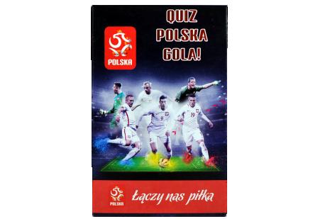 Gra karciana reprezentacji Polski Quiz