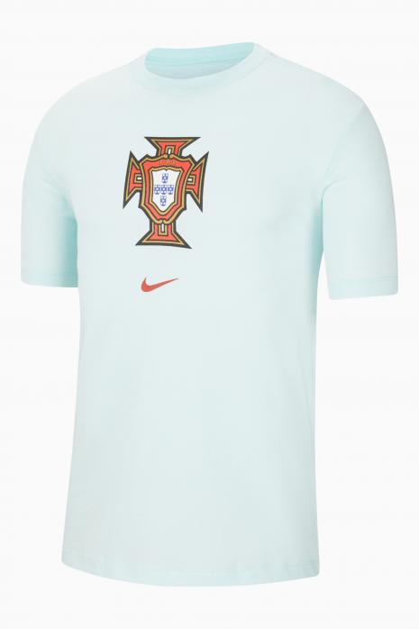 Koszulka Nike Portugalia 2020 Tee Evergreen Crest