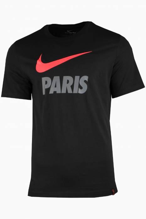 Tričko Nike PSG 21/22 Swoosh Club Tee Junior
