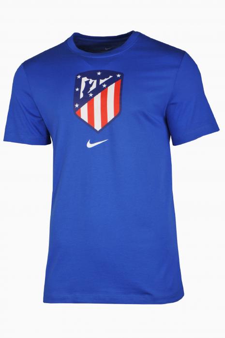 Tričko Nike Atletico Madrid 21/22 Tee Evergreen Crest