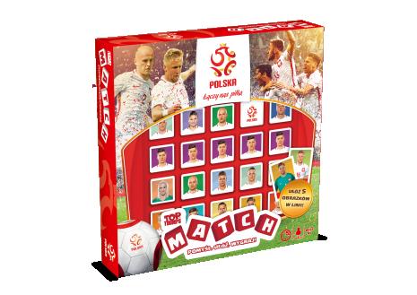 Gra Top Trumps Match Reprezentacja Polski