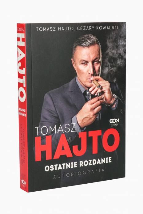 Książka Tomasz Hajto. Ostatnie rozdanie. Autobiografia
