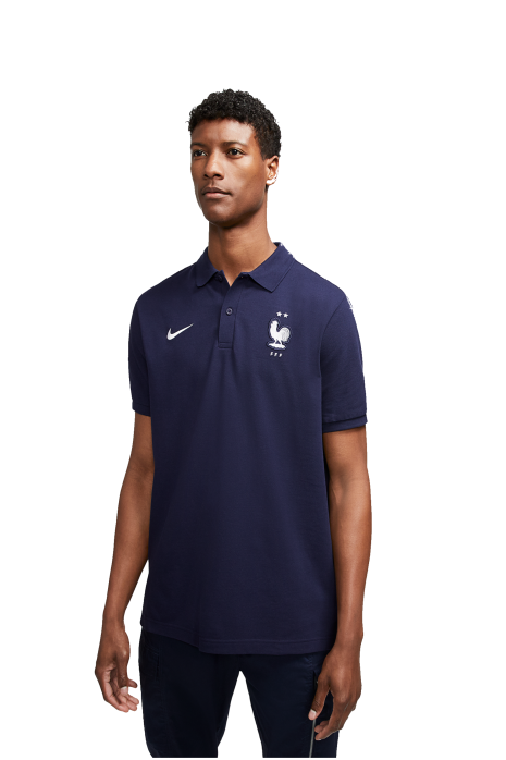 Koszulka Nike FFF Polo Pq
