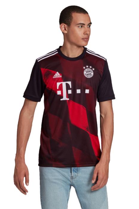 Tričko adidas FC Bayern Mníchov 20/21 Tretina