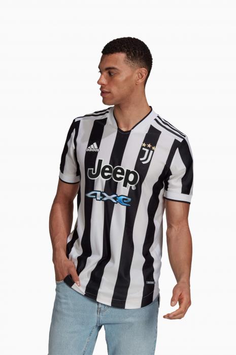 Tričko adidas Juventus FC 21/22 domácí Authentic