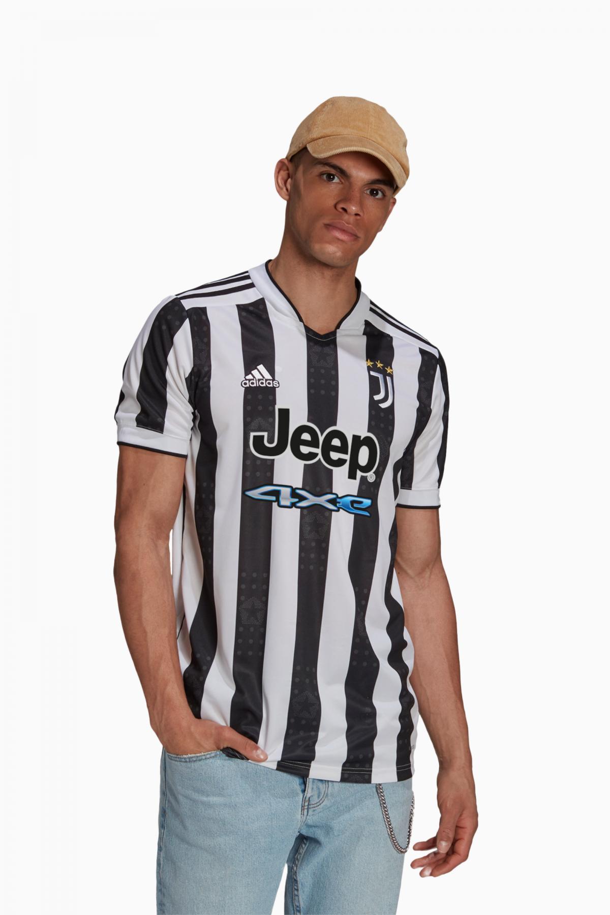 Koszulka adidas Juventus Turyn 2021/22 Domowa