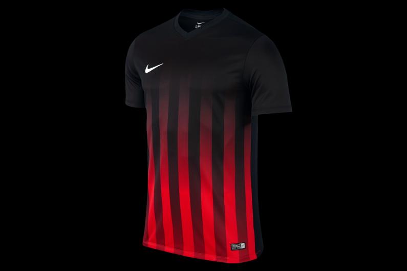 precio 60% barato múltiples colores T-Shirt Nike Striped Division II 725893-012 | R-GOL.com - Football ...