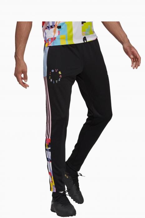 Kalhoty adidas Love Unites Tiro Track