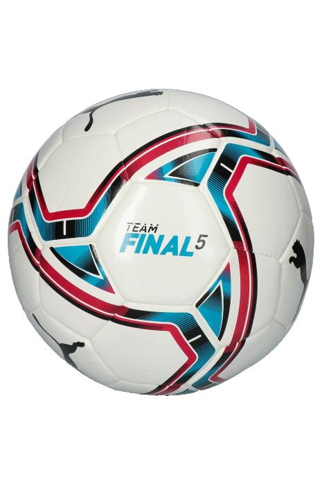 Lopta Puma TeamFinal 21.5 Hybrid Ball veľkosť 3