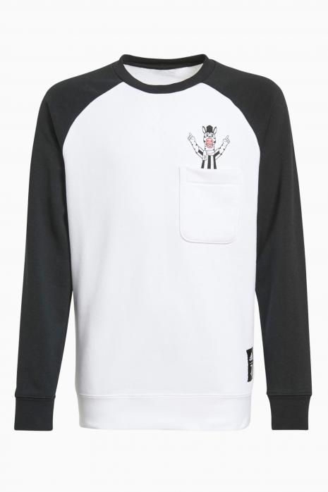 Mikina adidas Juventus Turin Crew Junior