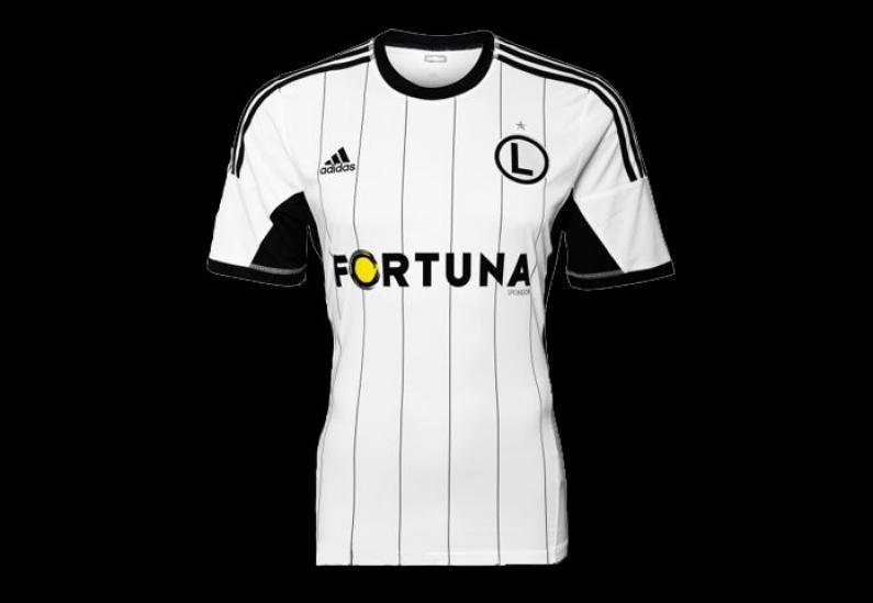 Koszulka adidas Legia Warszawa Domowa M35370