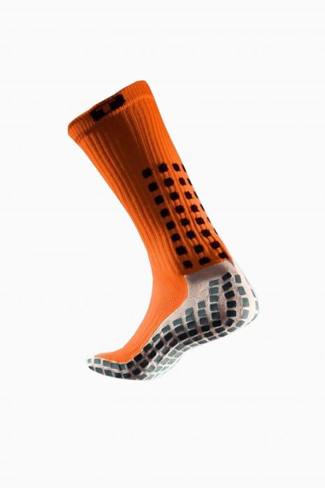 Skarpety piłkarskie Trusox Cushion Orange