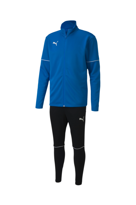 Tepláky Puma Team Goal Training Pants Core Junior