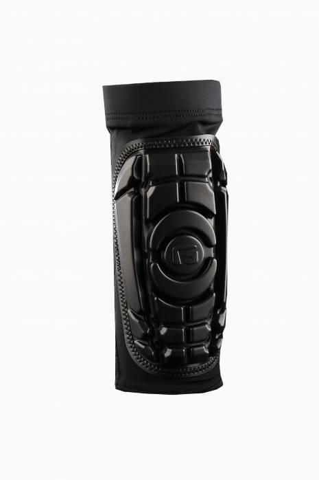 Chrániče G-Form Pro-S Compact Shin Junior čierne