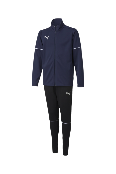Souprava Puma Team Goal Training Pants Core Junior