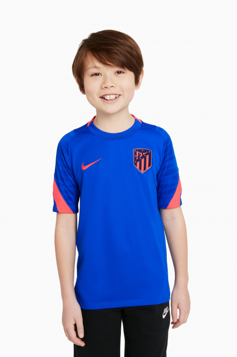 Tričko Nike Atletico Madrid 21/22 Strike Top SS Junior