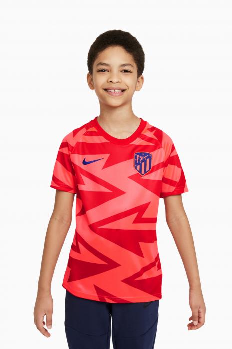 Koszulka Nike Atletico Madryt Breathe Top PM Junior