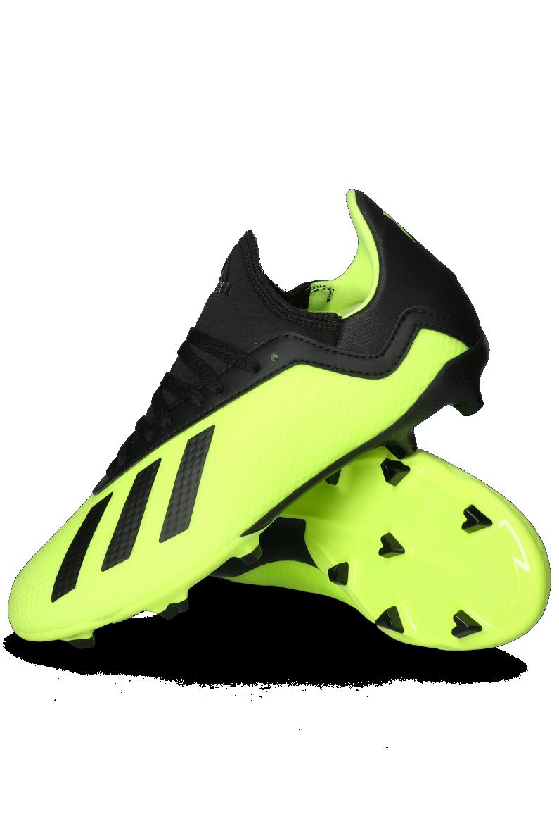 adidas X 18.3 FG Junior | R-GOL.com