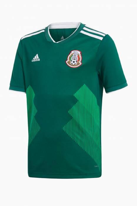 Koszulka adidas FMF Meksyk Domowa 2018 Junior