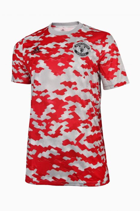 Koszulka adidas Manchester United 21/22 Pre Match Junior