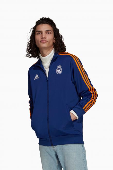Mikina adidas Real Madrid 21/22 3S Trk Top